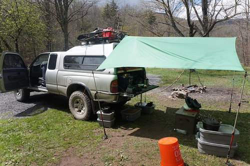 Smalladventures Tarp Pitches For Car Camping