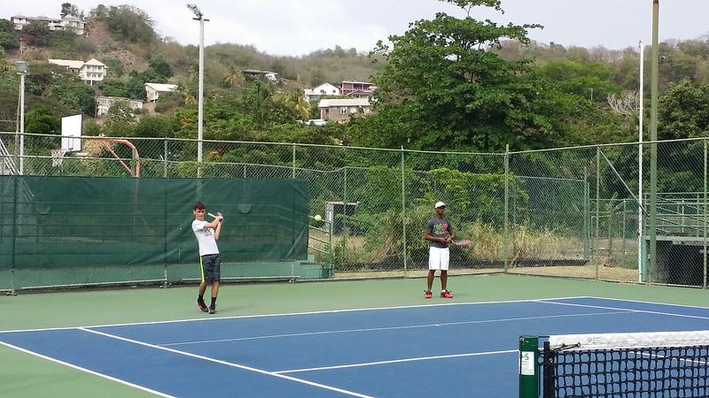 BBQ & Tennis 2