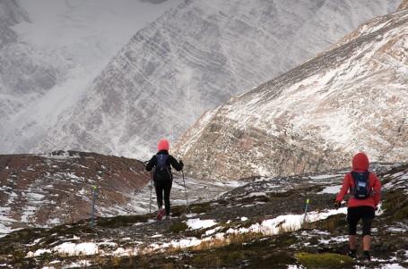 Ultramaratonec zemřel při závodě v Patagonii