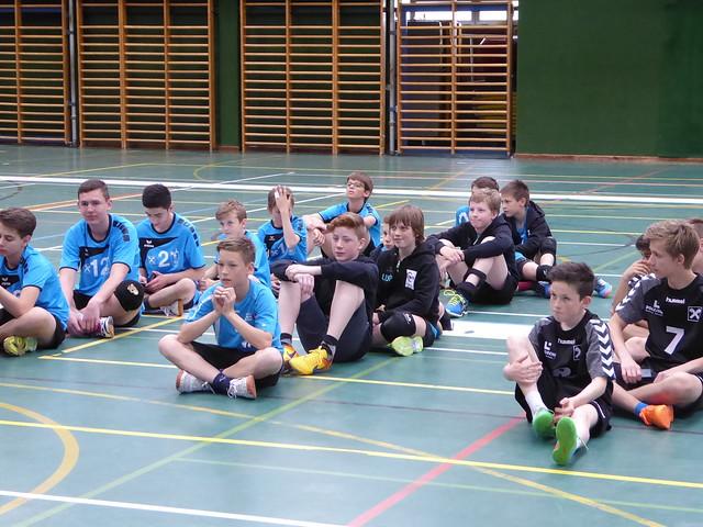 U13 männlich Landesfinale
