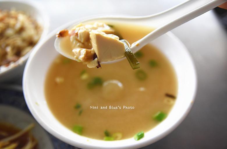 高雄市場開封街小吃郭肉燥飯10