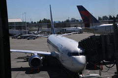 Scenes from Seattle-Tacoma International Airport (Washington) - Wednesday May 11, 2016