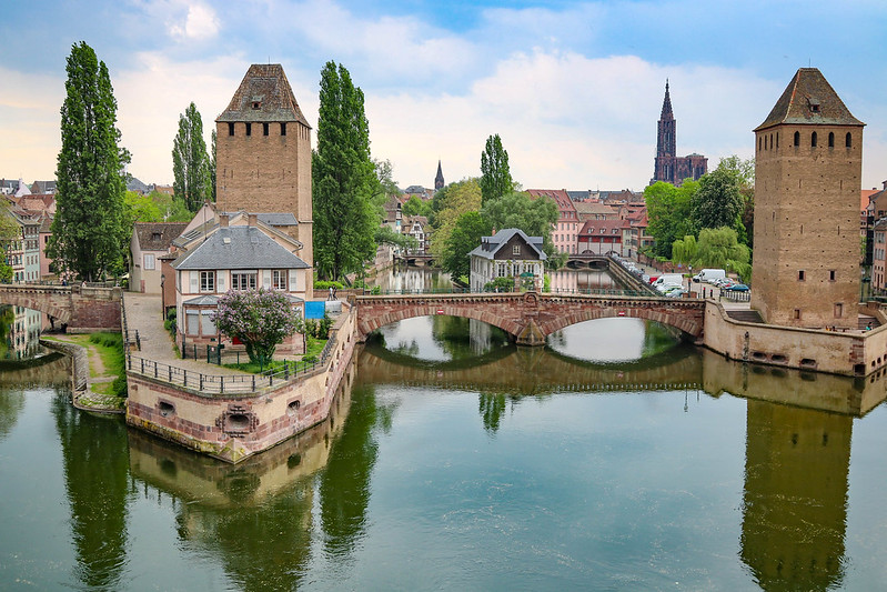 Two days in Strasbourg on a budget