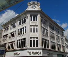 Top Shop, Sutton High St, SUTTON, Surrey, Greater London