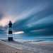 The Lighthouse by Harold van den Berge