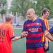 Futbol: Partit Solidari Triangular +55