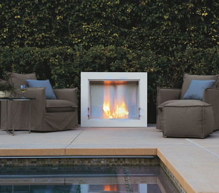 EcoSmart Fireplaces at Room & Board
