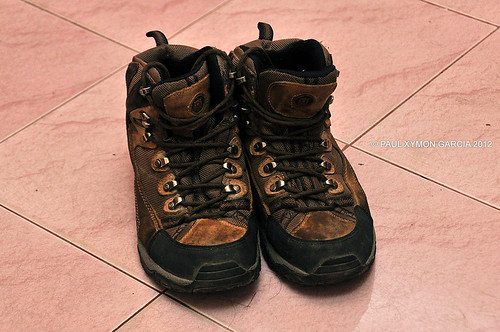 Trekking Shoes, Trek to Annapurna Himalayas, Nepal