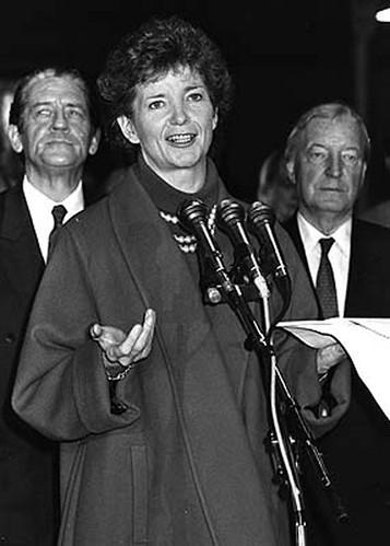 President Mary Robinson photo