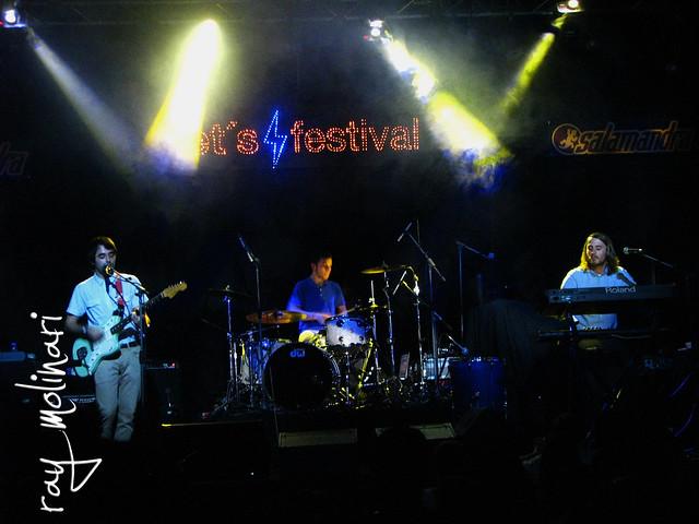 Let's festival – 31 de Marzo de 2012 (Sala Salamandra – L'Hospitalet)