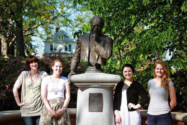 The James Farmer Lectures: Group Portrait 1