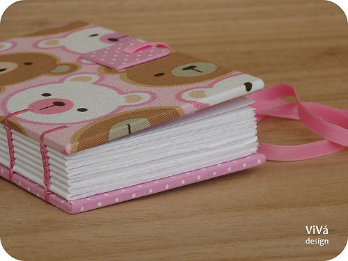 Mini sketchbook Cute Bear