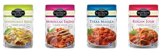 Saffron Road Simmer Sauces