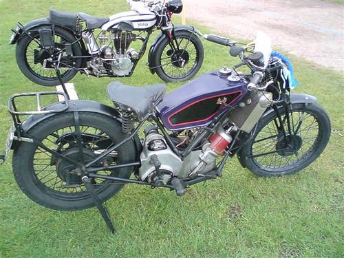 Vintage Motorcycles 001