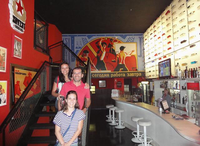 Soviet Bar - Curitiba