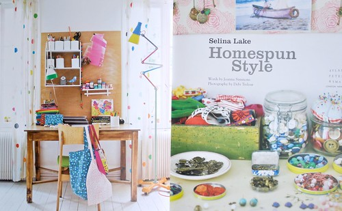 Homespun Style by Selina Lake