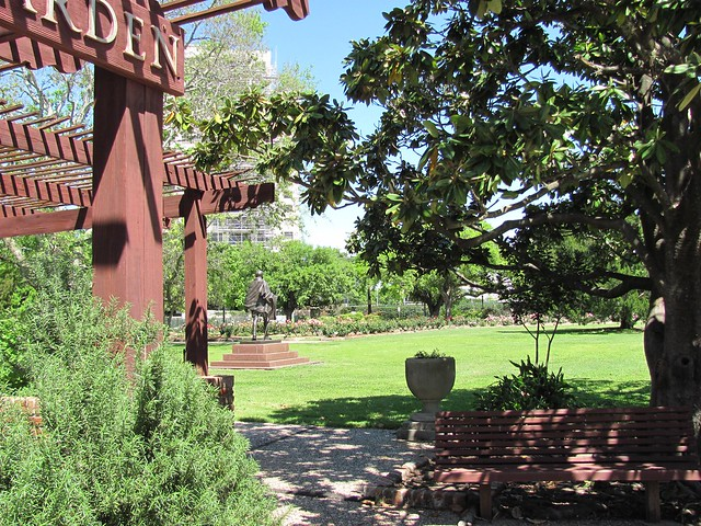 Houston garden center hermann park flickr photo sharing Houston garden centers houston tx