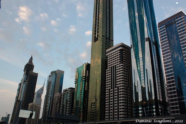 Dubai Skyline-01