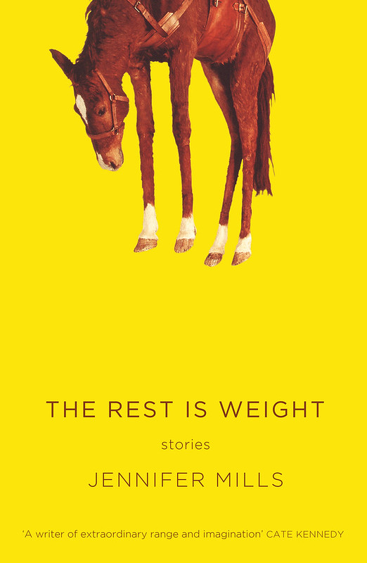 The Rest is Weight cover