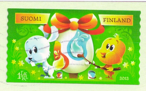 Finland Easter Stamp