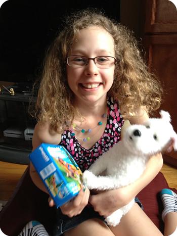 Sarah and gifts