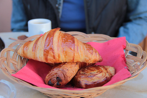 Breakfast @ Croissant Show -