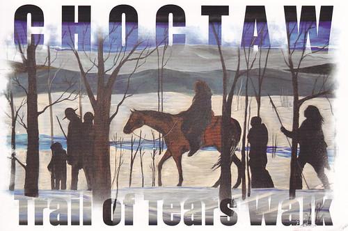 Choctaw Trail of Tears
