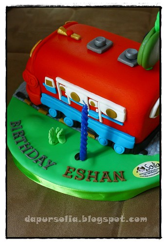 Chuggington Cake-Eshan 2th