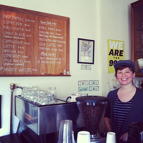 Tar Pit #brooklyn #greenpoint #cafe #coffee #espresso