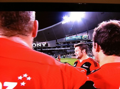 day120: Richie McCaw after the win by walelia