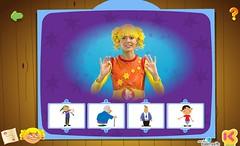 Kaatje gebaren - spelletjes