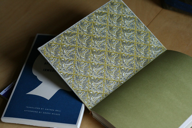 Journal Endpapers
