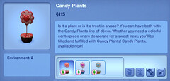 Candy Plants