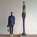 Small photo of Alex & Grande Femme by Alberto Giacometti
