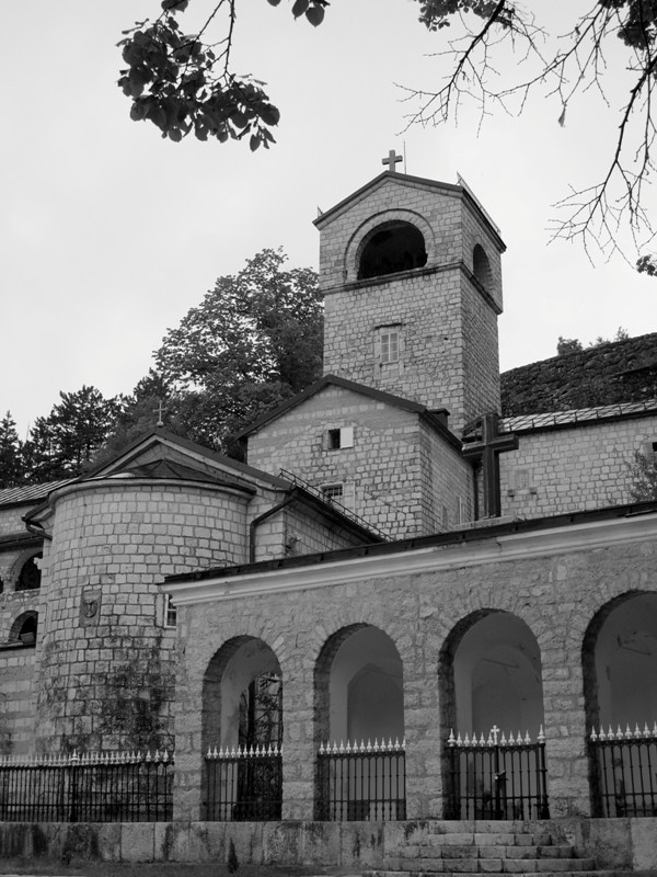 Monastère@Cetinje