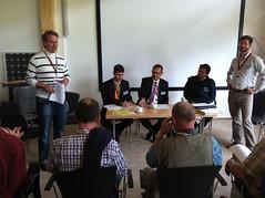 Erstes Europäisches Ampera-Treffen