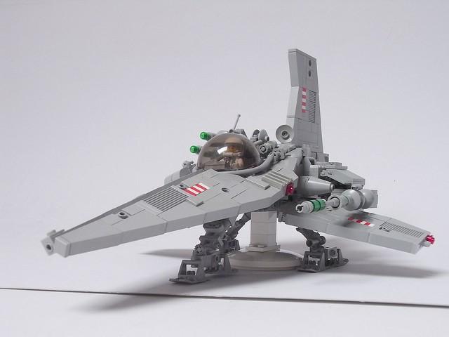 "BCS Starfighter ""Sagar YRF1"""