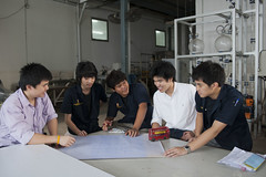 Building job-relevant skills are made possible through training programs while in school