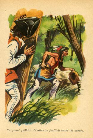 Les premiers exploits de Davy Crockett, by Tom HILL -image-50-150