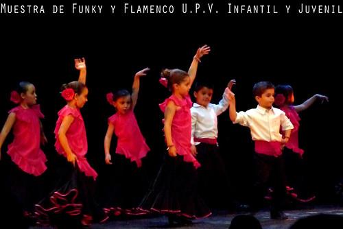 Muestra de Flamenco Infantil