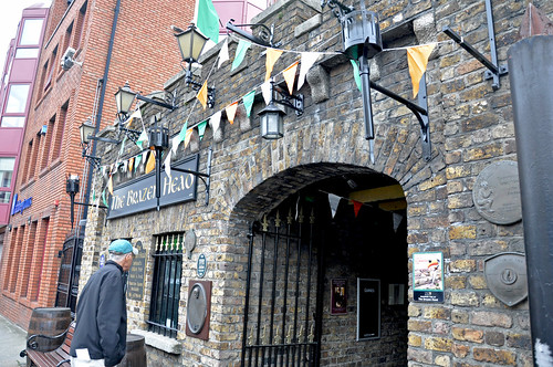The Brazen Head - the oldest pub in Ireland