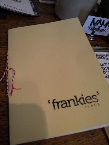 Frankies Place, Darby Street