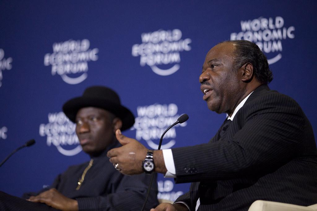 Ali Bongo Ondimba - World Economic Forum on Africa 2012   Flickr