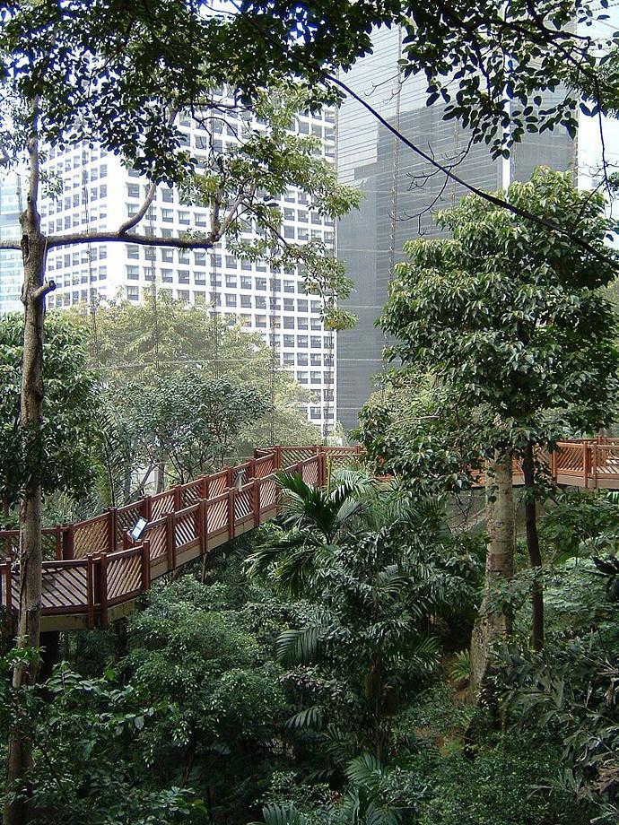 hong kong zoo+botanisch
