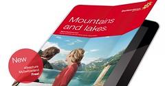 Aplikace MySwitzerland pro iPad