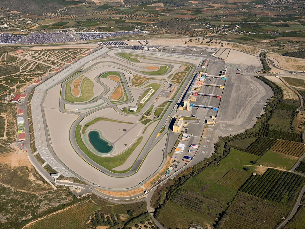 Circuito Brunete : España a vista de pájaro spain bird s eye view page