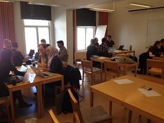 Infovis for UbiComp data summer school group session