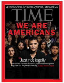 Time Magazine Immigration Cover