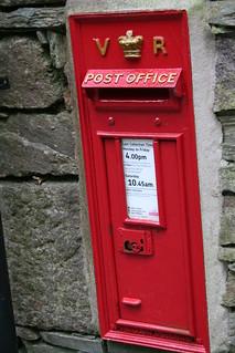 Queen Victoria Post Box