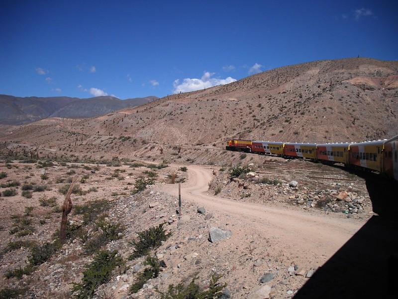 Tren a las Nubes